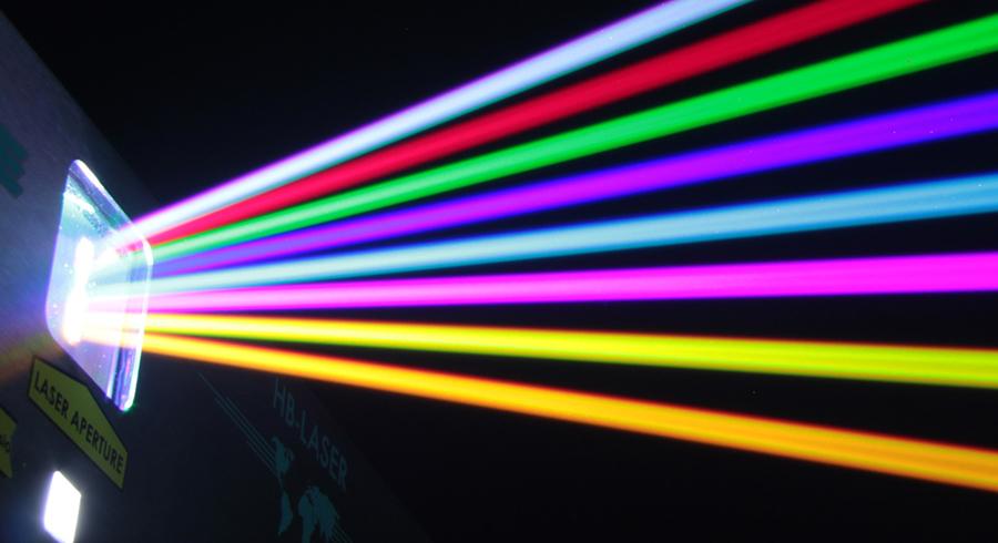 Laser Projektors